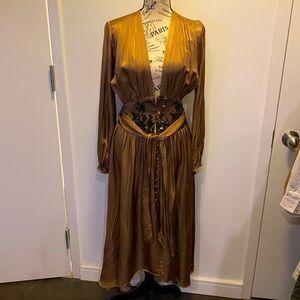 Divine Heritage Silk Dress
